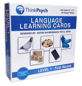 ABA Flash Cards and Autism Learning Materials