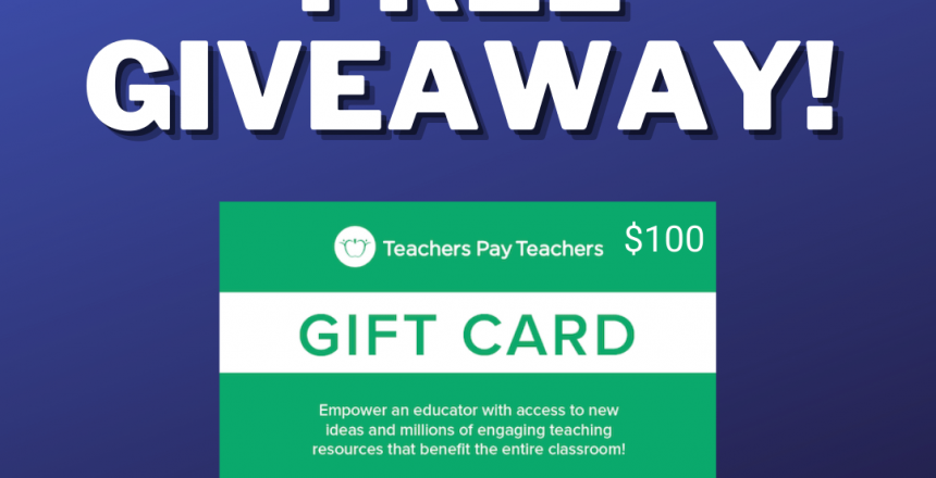 Free-TpT-Gift-Card-Giveaway